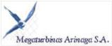 Megaturbinas logo