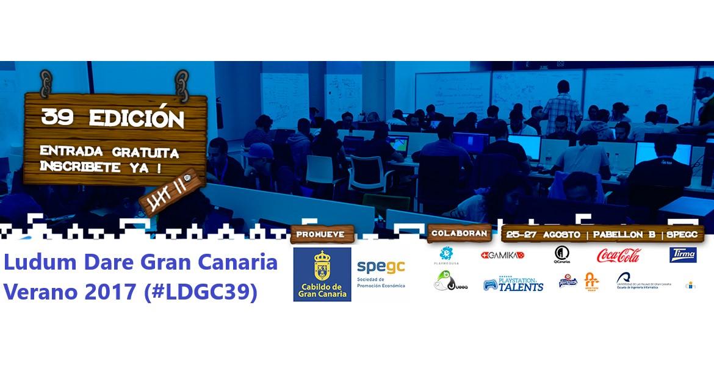 Ludum Dare Gran Canaria Verano 2017 (#LDGC39) | SPEGC